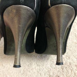 Donald J. Pliner Shoes - Couture Donald J Pliner Zanna Suede Pumps Sz 6.5